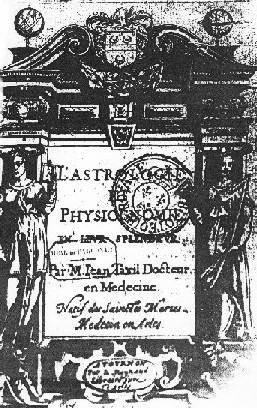 Astrologie et Physionomie